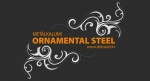 визуализация 3d Ornamental Steel