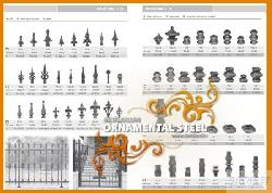 Kalumi SIA Ornamental Steel