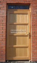 Наружная дверь AD1 - Входные ( наружные ) деревянные  двери