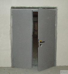 Металлическая дверь M8 (Противопожарная) - Металлические двери