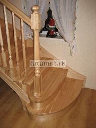 Поворотная лестница K15 - Лестницы для дома