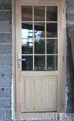 Дверь входная 7 - Входные ( наружные ) деревянные  двери