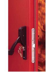 Огнеупорные двери - Металлические двери