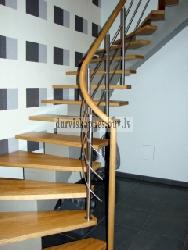 Комбинированная лестница K10 - Лестницы для дома