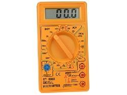 Мультитестеры, индикаторы напряжения - Мультиметр цифровой универсальный DT830D