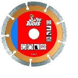 Diamond cutting wheels - diamond tools - Top Tools the Diamond disk - segment