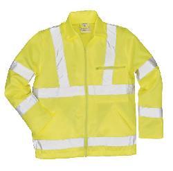 куртки зимние магазины lv - Cветоотражающая полихлопковая куртка E040 - Куртки