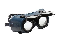 Aizsardzības brilles - aizsardzības brilles - Brilles-maska gāzes lodēšanai