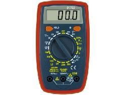 Мультитестеры, индикаторы напряжения - Мультиметр цифровой универсальный DT33D