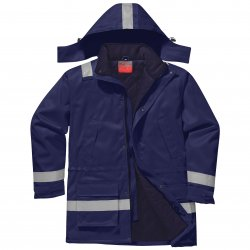 куртки зимние магазины lv - Огнестойкая антистатическая рабочая одежда - Огнеупорная антистатическая зимняя куртка
