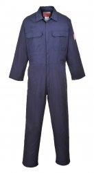 комбинезон строителя 62 64 размер - Огнестойкая антистатическая рабочая одежда - Комбинезон Bizflame Pro