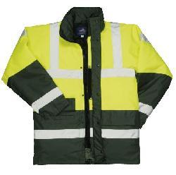 Класическая светоотражающая куртка-бомбер C466 - бомбер - Куртки