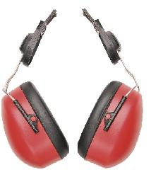 Austiņas ar klipšiem PW42 - celtnecibas putas - Dzirdes aizsardzība