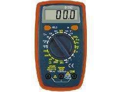 Мультитестеры, индикаторы напряжения - Мультиметр цифровой универсальный DT33C