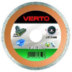 VERTO the Diamond disk - continuous - Diamond cutting wheels - diamond tools