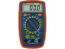 Мультитестеры, индикаторы напряжения - Мультиметр цифровой универсальный DT33B