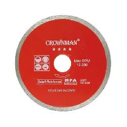 Crownman a diamond disk - continuous - Diamond cutting wheels - diamond tools