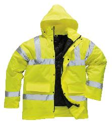 Дышащая светоотражающая куртка S461 - купить ткань на куртку - Куртки