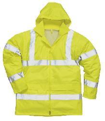 Куртки - купить ткань на куртку - Светоотражающий дождевик H440