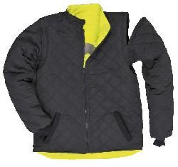 куртки зимние магазины lv - Куртки - Двухцветная двусторонняя куртка S769