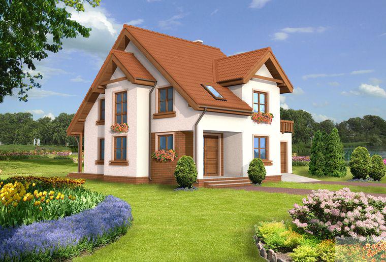 Дом из керамического блока своими руками
