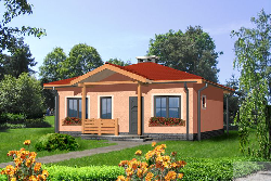 House of 40-100 m2