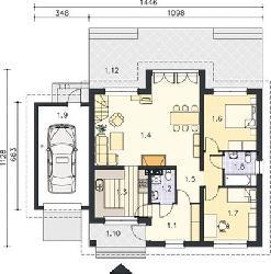 126 LMP 120 - Дома 100-150 м2