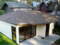 Mājas projekts Kalnu priede 56 - dārza mājas projekti