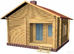 Банные домики