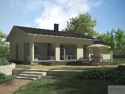 Проект дома Горная сосна 88 Дома 40-100 м2