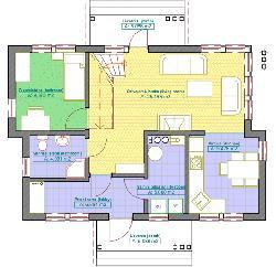 Семейный 115 - Дома 100-150 м2