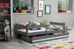 Hugo детская кровать Кровать подростковая с ящиками Кровати Кроватки