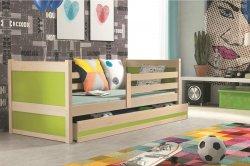 Кровати Кроватки. Кровать подростковая с ящиками. RICO 1 - одноярусная детская кровать