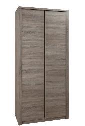 Montana cupboard S2D - Cases 2-door  - Novelts - Sale Furniture