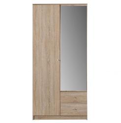 Шкафы 2-дверные - Популярные Optimo шкаф OP3 Купить Мебель