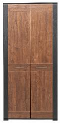 Bog Fran - Furniture Manufacturer Poland - Cases 2-door - Popular NAOMI cupboard NA 7