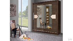 Wardrobes with sliding doors - Popular Cabinet Dome DO2-20 Sale Furniture