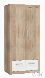 Viki cupboard VIK-05 - Cases 2-door - Novelts - Sale Furniture