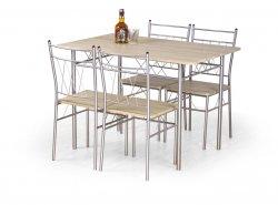 Чертеж дубового стола. Столы и стулья (комплекты). Комплект FAUST стол + 4 стула