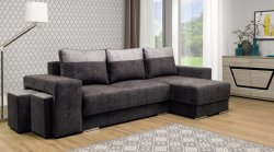 Bog Fran - Furniture Manufacturer Poland - Angular sofas - Сostly LARSON corner folding sofa
