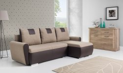Bog Fran - Furniture Manufacturer Poland - Angular sofas - Сostly GINO corner folding sofa