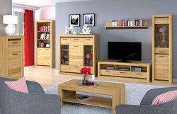 Modernās viesistabas - viesistabas mēbeļu sistēmas - BALTICA 4 viesistaba