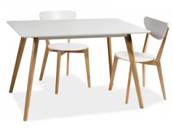 Обеденные столы. Milan 140 стол. Divans milan 2