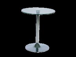 Bāra galdi. Izvelkama bāra lete. B-100 bāra galds