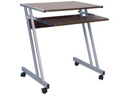 B-233 компьютерный стол на колесиках Столы компьютерные На колёсиках