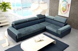 Магазин мягкой мебели ENZO II раскладной угловой диван Купить Мебель