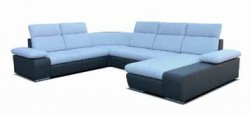 Диваны угловые Мебель ванная матео одесса ODESSA III  раскладной угловой диван