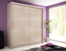 Шкафы с раздвижными дверями. WIKI шкаф 180. Шкаф для спальни высота 180