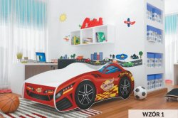 CARS 140 bed - Poland - AJK meble - Carbeds - Childrens room
