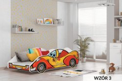 CARS 180 bed - Poland - AJK meble - Carbeds - Childrens room